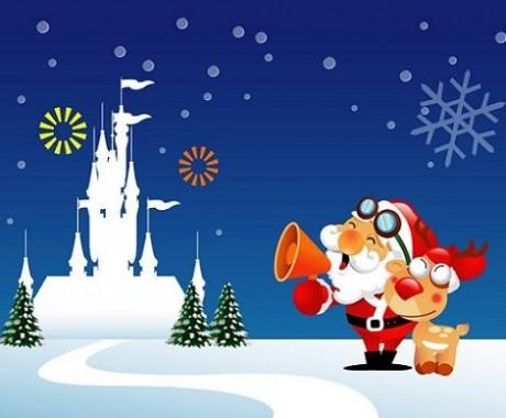 Postales de navidad animadas frases de navidad y a 241 o nuevo 2017