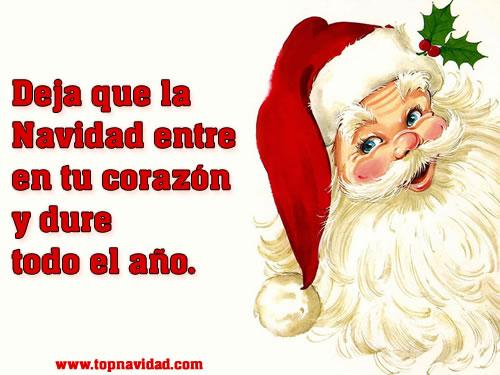 frases navideños