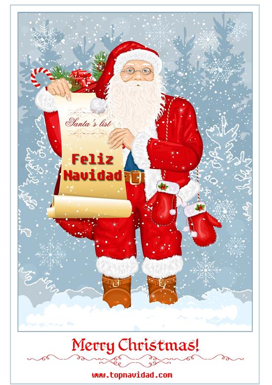 tarjetas de navidad para compartir